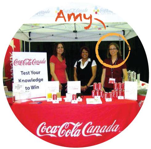 Our Inspiration - Amy Laski