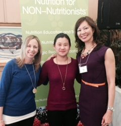 Felicity team members enhance their nutrition knowledge
