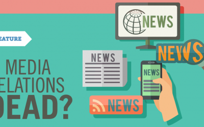From the IABC Communicator: Is Media Relations Dead?