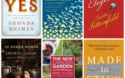 Bookmark This: Felicity's 2016 Summer Reading List