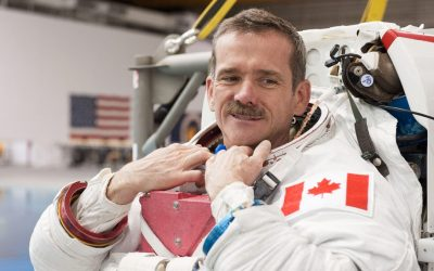 An Astronaut's Guide to PR: Chris Hadfield's Three Essentials For Navigating New or Challenging Situations