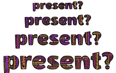 The best gift is being present