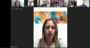 Amy Laski Screen side chat