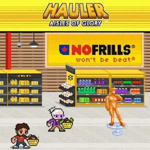 Aisles of Glory Video Game from No Frills